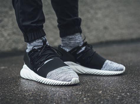 adidas tubular doom adidas tubular doom primeknit core black by3550 sneaker