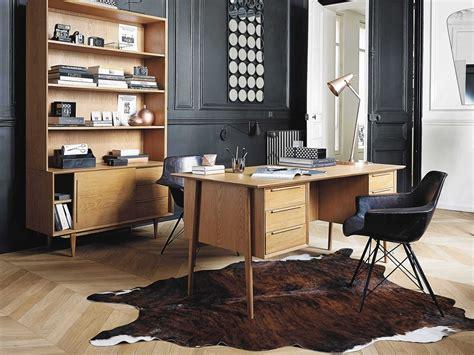 Bureau Decor by Un Bureau En Mode Vintage Joli Place