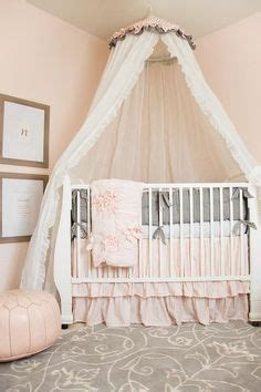 Beside The Bed Crib by 1000 Ideas About Tulle Canopy On Canopies