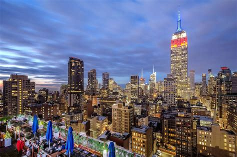 21 rooftop bars in nyc with epic skyline views