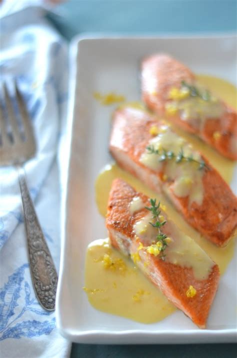 lemon beurre blanc recipe meyer lemon beurre blanc over salmon karista s kitchen