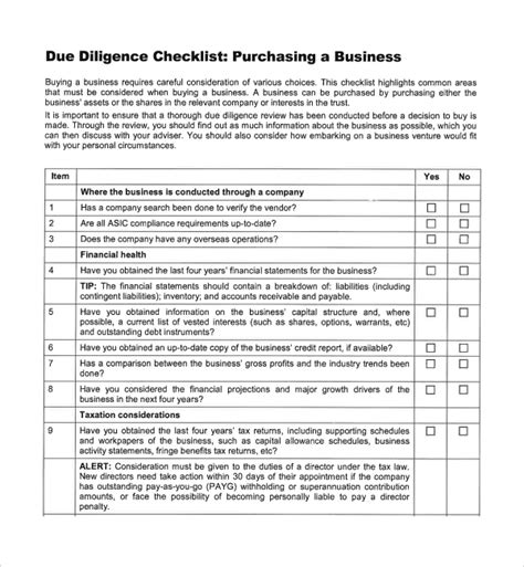Building Technical Due Diligence Report Template Due Diligence Checklist Template Customer Feedback