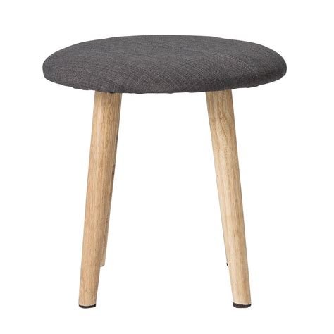 schemel gepolstert upholstered stool in three sizes by out there interiors