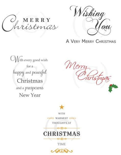 christmas cards  picture insert merry christmas  happy  year