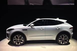 Jaguar Suv Release Date Jaguar E Pace 2018 Release Date Price Specs And