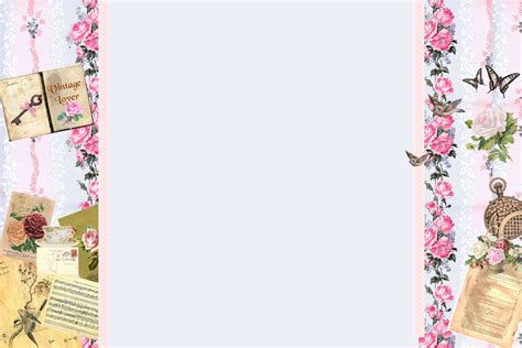 layout blog vintage vintage flower wallpapers tumblr group 36