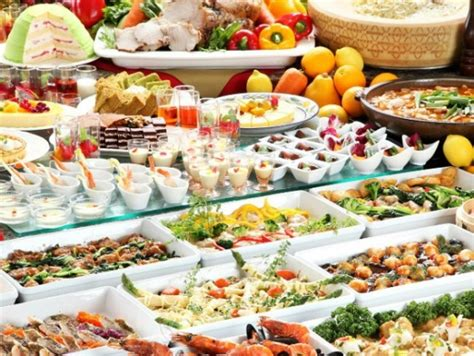 Buffet Lunch And Hot Spring Bathing At Hakone Hotel Buffet Lunch