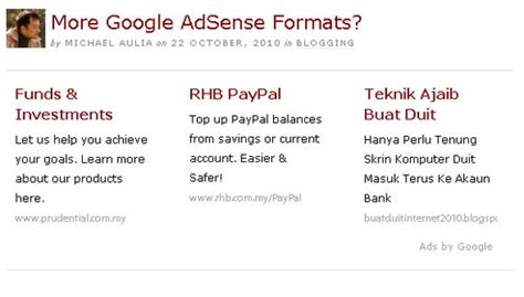 adsense premium my tech quest s october 2010 blog traffic and earning report