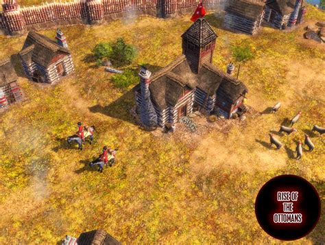 Rise Of Ottomans 3 Mission Reacing The Thrace Image Rise Of The Ottomans Mod For Age Of Empires Iii Mod Db