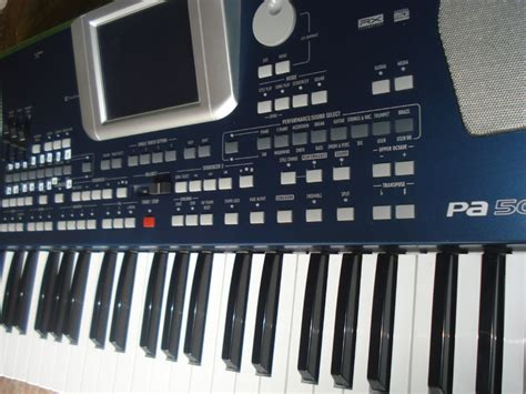 Keyboard Korg Pa500 Bekas korg pa500 image 633543 audiofanzine