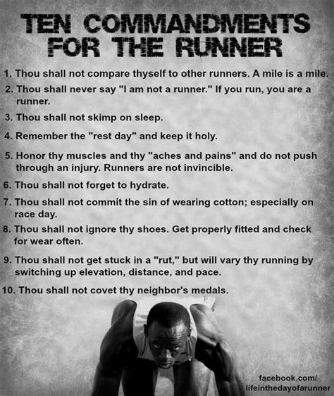 10 Commandments For A Lifelong Friendship by Running Inspiration Running To The