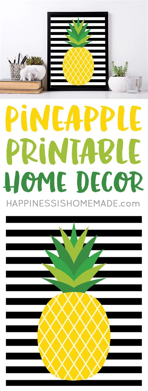 quot apple quot pineapple printables gift tags happiness