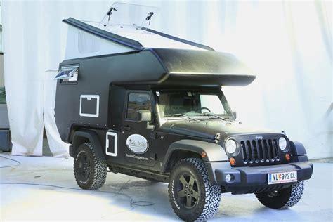 Rv Jeep Jeep Wrangler Cer Rv Autoevolution