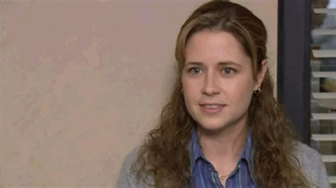 Who Plays Pam In The Office by Sad Animated Gif