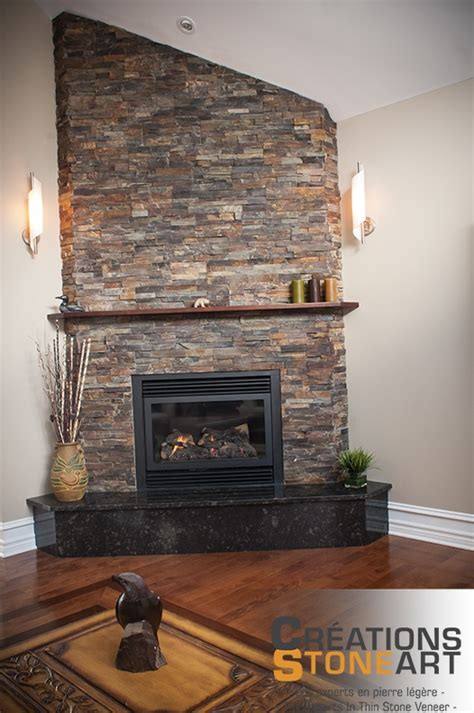 Fireplace Ledgestone by Fireplace Done With Terracotta Ledgestone From Realstone Systems Like The Rich Color
