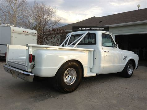 1971 chevrolet 2wd chevy bed step side pro c10