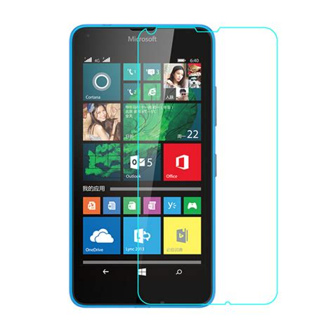 Microsoft Lumia 640 Lte Dual Sim tempered glass for microsoft lumia 640 lte dual sim 5 0