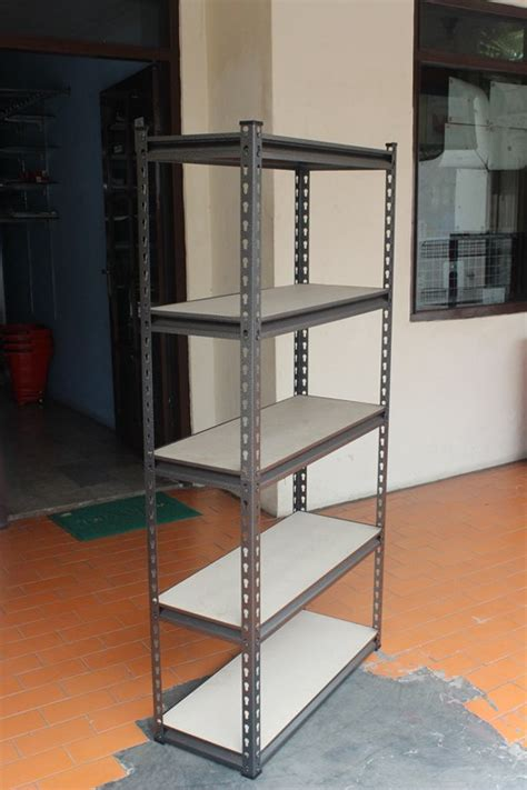 Rak Minimarket Bekasi jual rak gudang shelf kayu 3 tipe rajarak indonesia