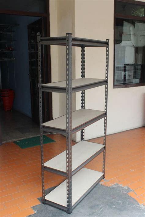 Rak Minimarket Kebumen jual rak gudang shelf kayu 3 tipe rajarak indonesia