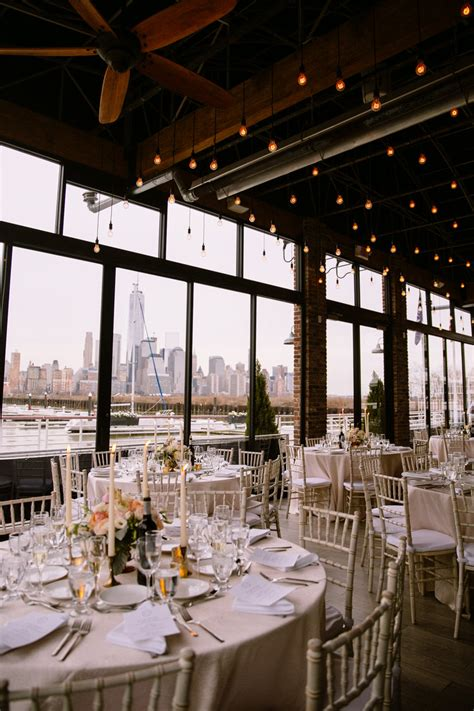 wedding places in nj top 10 wedding venues in jersey city chicpeajc