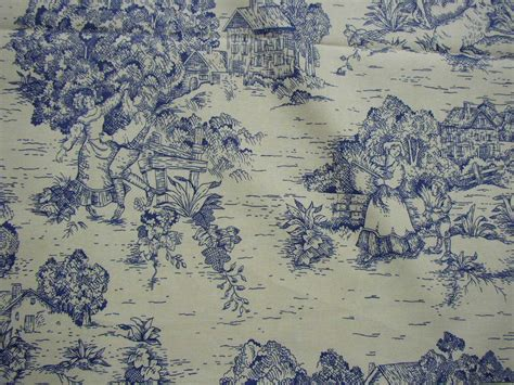 country french upholstery fabric old french country toile upholstery fabric indigo