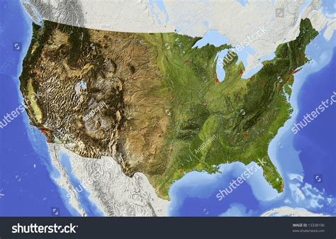 usa altitude map 100 united states elevation map acadia maps npmaps