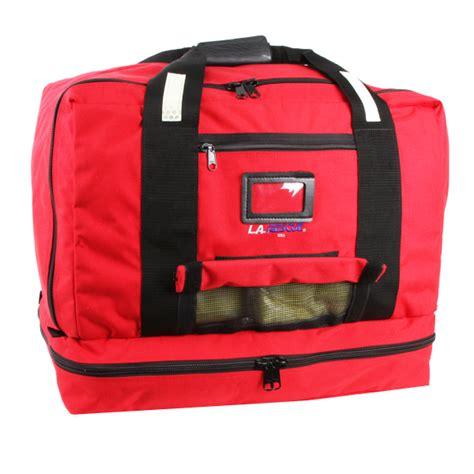 la rescue l a rescue flotech turnout gear bag emergency products