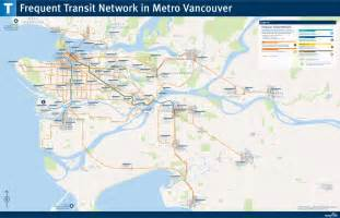 Vancouver Subway Map by Transit Maps