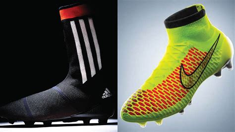 nike usa sock boots b tch stole my look nike adidas unveil nearly identical boots the18