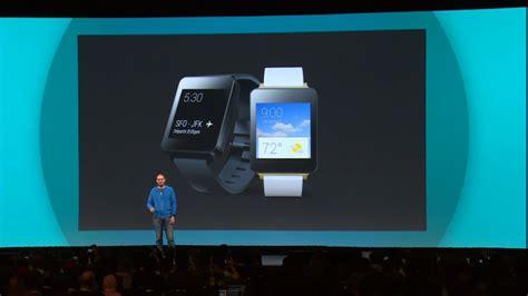 android wear news d 233 voile la g de lg et la gear live de samsung