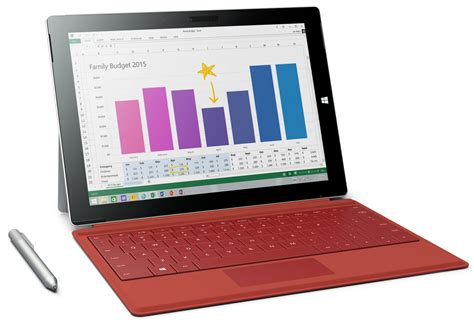 Microsoft Surface 3 microsoft surface 3 vs surface pro 3 what s the difference