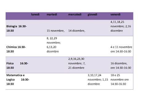 Calendario Didattico Unifi Orario E Calendari Unifi