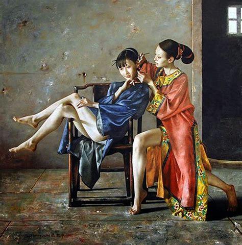 imagenes artisticas japonesas pintura moderna y fotograf 237 a art 237 stica desnudos