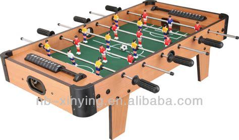 Foosball Tabletop Soccer by Tabletop Mdf Mini Foosball Table Table Soccer Game Buy