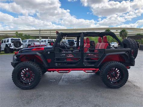 2018 jeep wrangler lifted 2018 jeep wrangler jk unlimited rubicon custom lifted