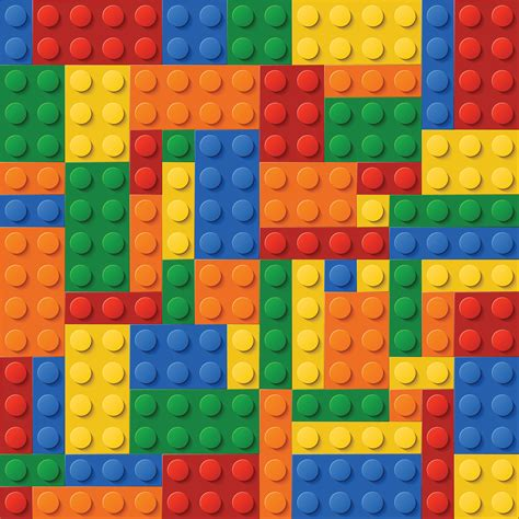 Infographic Wall by Lego Background Bidpal