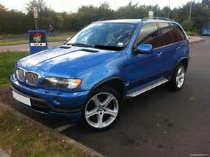 Bmw X5 4 6is 2001 Bmw X5 4 6is E53 Related Infomation Specifications
