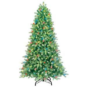 ge 7 ft colorado spruce pre lit artificial christmas tree
