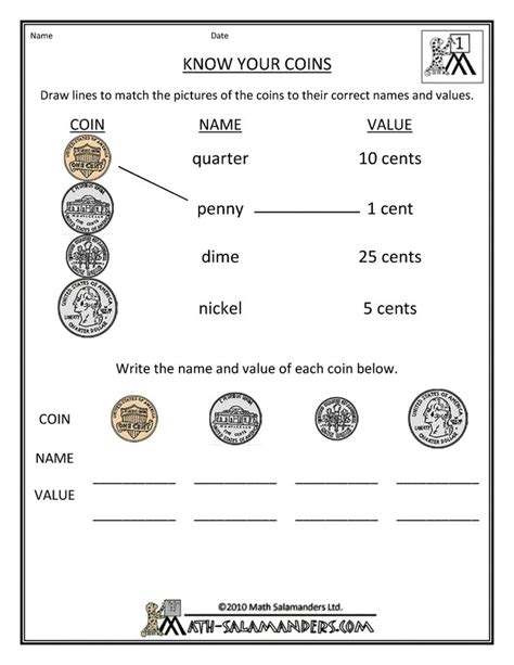 best sheets for the money best 25 money worksheets ideas on pinterest identifying