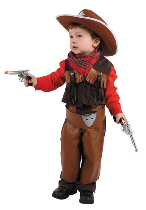 imagenes de niños vestidos de vaqueros disfraces caseros de vaquero baratos y bonitos fiestas y