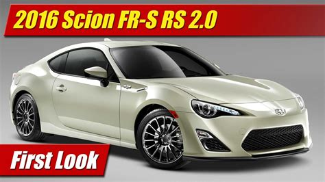 scion fr s release series look 2016 scion fr s release series 2 0 testdriven tv