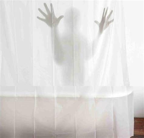 movie shower curtains scary shadow shower curtain shut up and take my money