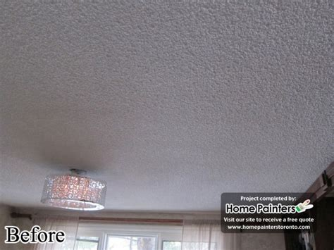 Stucco Ceiling Removal by Remove Popcorn And Stucco