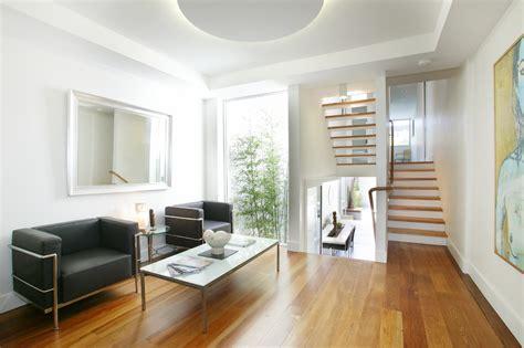 Split Level Ceiling by Inspired Semi Flush Ceiling Light In Living Room