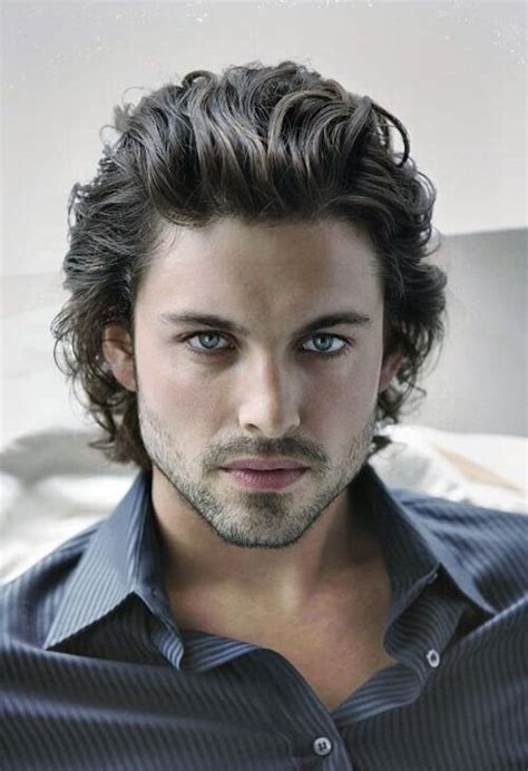 hairstyles that are pushed up in back 45 amazing curly hairstyles for men inspiration and ideas