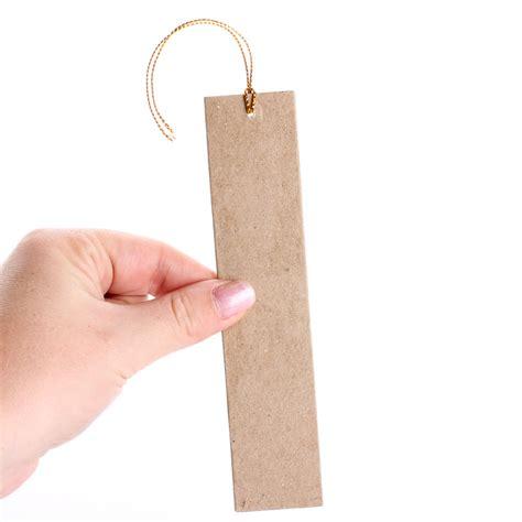 Paper Mache Craft Supplies - paper mache bookmark paper mache basic craft supplies