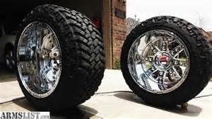 Xd Truck Wheels And Tires Armslist For Sale Xd 22x14 Chrome 6 Lug Wheels W Nitto