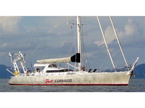 bluewater boats website 1993 custom built aluminium sailing yacht blue water