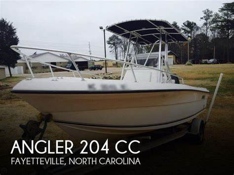 angler 204 boat angler boats for sale 4 boats