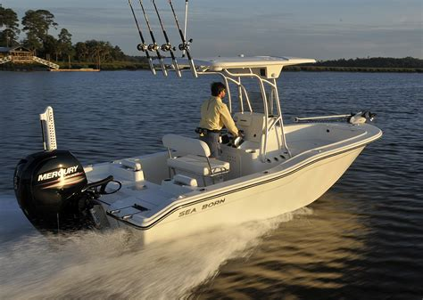hybrid bay boats nx series sea born boats - Bay Boat Offshore Hybrid